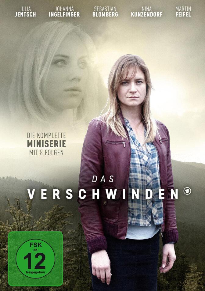 Das Verschwinden - Mini-Serie (2 DVDs)