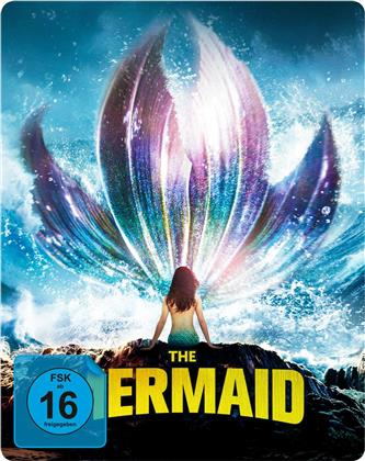 The Mermaid (2016) (Edizione Limitata, Steelbook, Blu-ray 3D + Blu-ray)