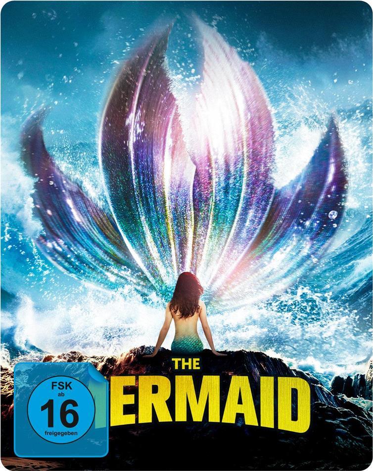 The Mermaid (2016) (Limited Edition, Steelbook, Blu-ray 3D + Blu-ray)