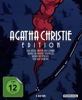 Agatha Christie Edition (4 Blu-rays)