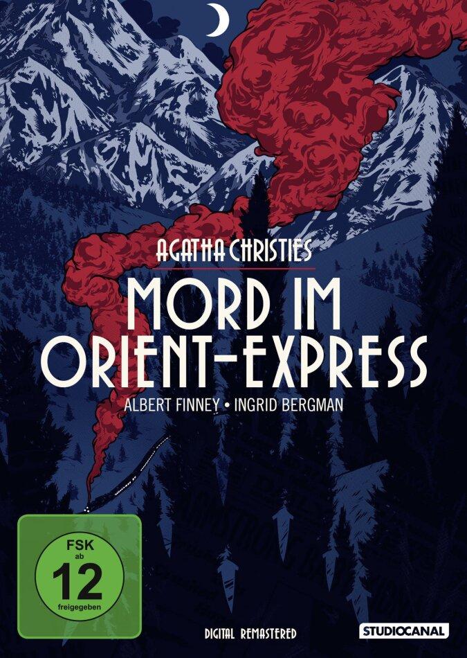 Agatha Christie - Mord im Orient-Express (1974) (Remastered)