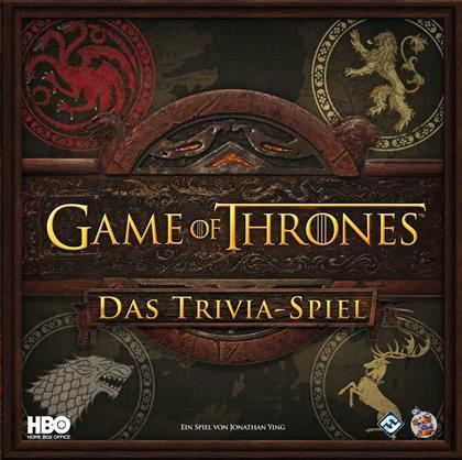 Game of Thrones - Trivia-Spiel (Spiel)