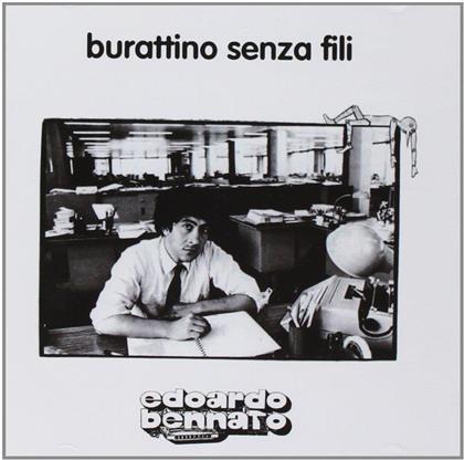 Edoardo Bennato - Burattino Senza Fili (Legacy Edition, LP + CD)