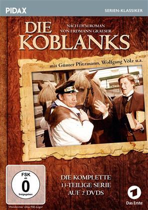 Die Koblanks - Die komplette Serie (Pidax Serien-Klassiker, 2 DVDs)