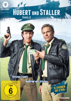Hubert und Staller - Staffel 6 (6 DVDs)