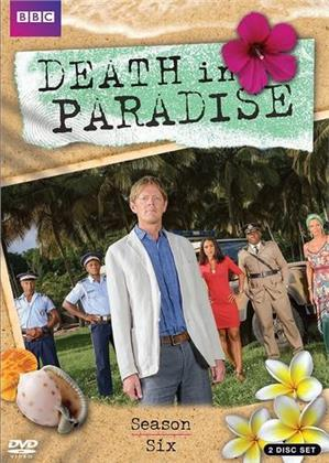 Death In Paradise - Season 6 (BBC, 2 DVDs)