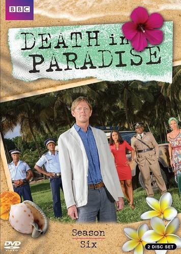 Death In Paradise - Season 6 (BBC, 2 DVDs)
