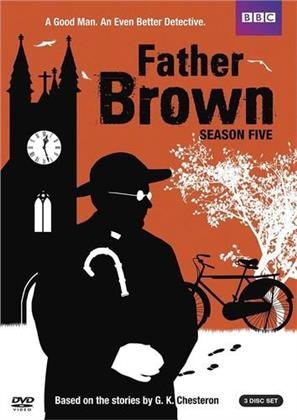 Father Brown - Season 5 (BBC, 3 DVDs)
