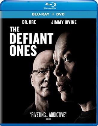 The Defiant Ones (2017) (2 Blu-rays + 2 DVDs)