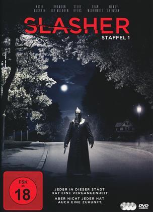 Slasher - Staffel 1 (3 DVDs)