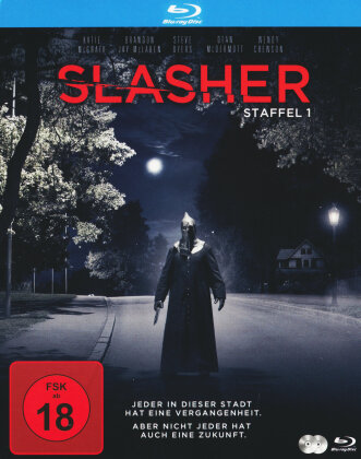 Slasher - Staffel 1 (2 Blu-rays)