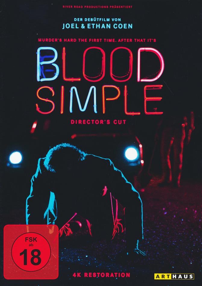 Blood Simple (1984) (4K Restoration, Arthaus, Director's Cut)