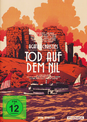 Agatha Christie - Tod auf dem Nil (1978) (Remastered)