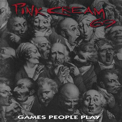 Pink Cream 69 - Games People Play (2017 Reissue)