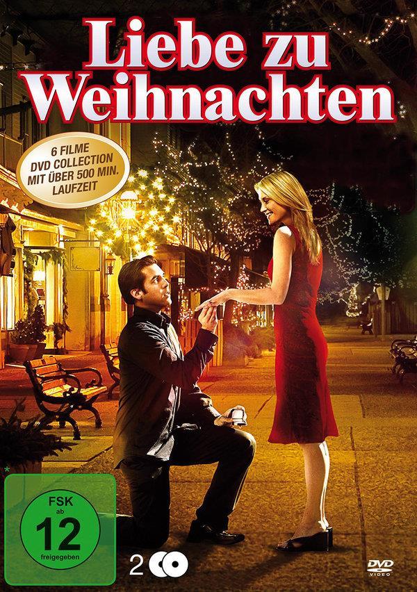 Liebe zu Weihnachten (Collector's Edition, Edizione Speciale, 2 DVD)