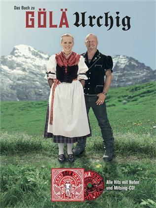 Gölä - Urchig (Liederbuch Edition, CD + Buch)