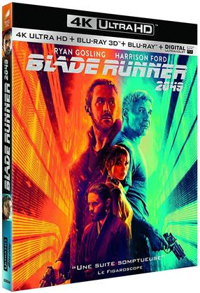 Blade Runner 2049 (2017) (4K Ultra HD + Blu-ray 3D + Blu-ray)