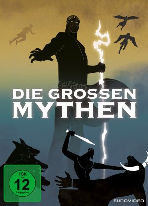 Die grossen Mythen - Die komplette Serie (4 DVDs)
