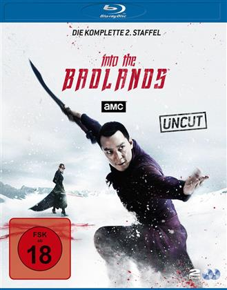Into The Badlands - Staffel 2 (Uncut, 2 Blu-rays)