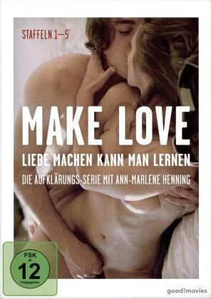 Make Love - Liebe machen kann man lernen - Staffeln 1 - 5 (6 DVDs)