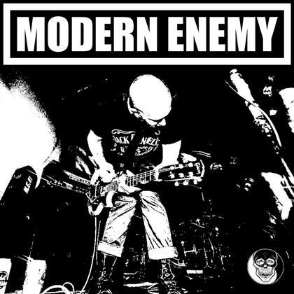 Fatal Error & Modern Enemy - Split (LP)