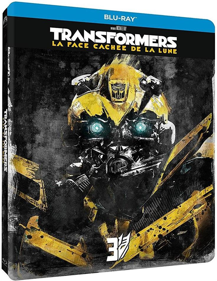 Transformers 3 - La Face cachée de la lune (2011) (Limited Edition, Steelbook)