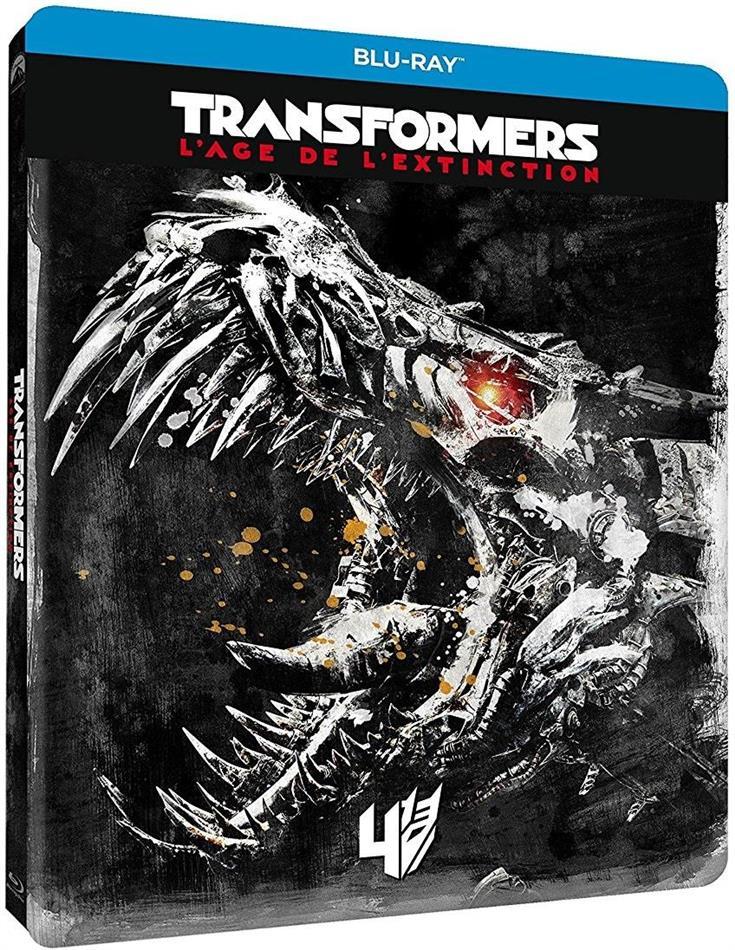 Transformers 4 - L'âge de l'extinction (2014) (Limited Edition, Steelbook)