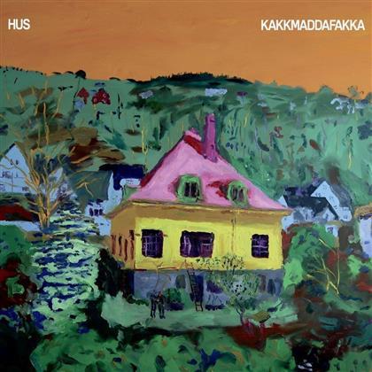Kakkmaddafakka - Hus (LP)