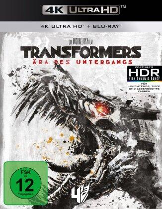 Transformers 4 - Ära des Untergangs (2014) (4K Ultra HD + Blu-ray)