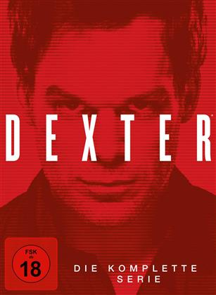 Dexter - Die komplette Serie (35 DVDs)