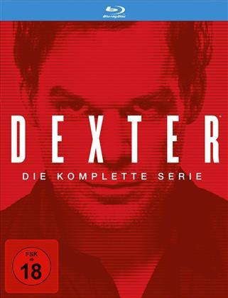 Dexter - Die komplette Serie (35 Blu-rays)