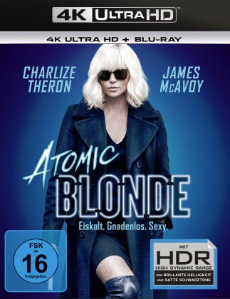 Atomic Blonde (2017) (4K Ultra HD + Blu-ray)