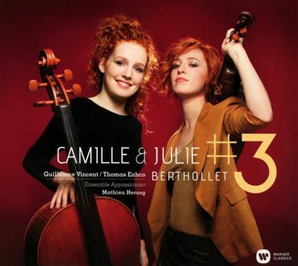 Camille Berthollet, Julie Berthollet & Niccolo Paganini (1782-1840) - Nr.3