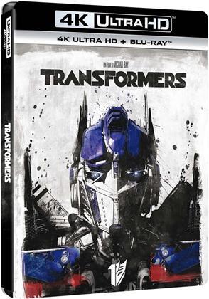 Transformers (2007) (4K Ultra HD + Blu-ray)