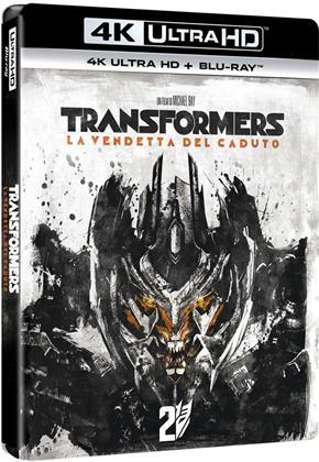 Transformers 2 - La vendetta del caduto (2009) (4K Ultra HD + Blu-ray)