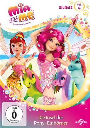 Mia and me - Staffel 3 - Vol. 4: Die Insel der Pony-Einhörner