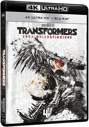 Transformers 4 - L'era dell'estinzione (2014) (4K Ultra HD + Blu-ray)