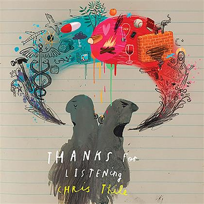 Chris Thile - Thanks For Listening (LP)