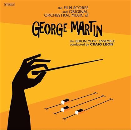 George Martin, Greg Leon & Berlin Music Ensemble - The Film Scores and Original Orchestral Music of George Martin