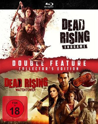 Dead Rising - Watchtower & Endgame (Collector's Edition, Double Feature, 2 Blu-rays)