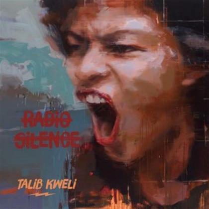 Talib Kweli - Radio Silence (LP)