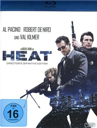 Heat (1995) (Director's Definitive Edition, 4K Mastered, Restaurierte Fassung)