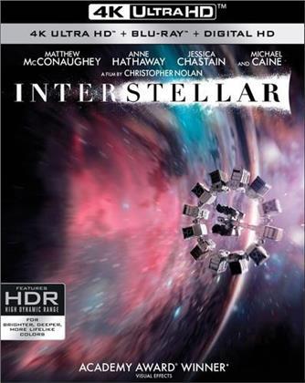 Interstellar (2014) (4K Ultra HD + Blu-ray)