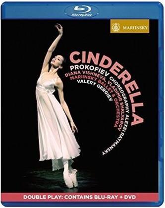 Mariinsky Ballet & Orchestra, Valery Gergiev & Diana Vishneva - Prokofiev - Cinderella (Blu-ray + DVD)