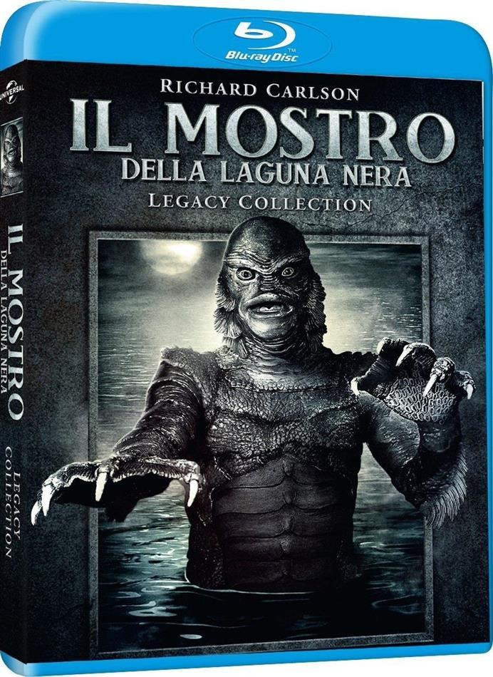 Il mostro della laguna nera (1954) (Legacy Collection, s/w)