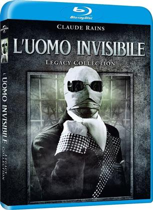 L'uomo invisibile (1933) (Legacy Collection, s/w)