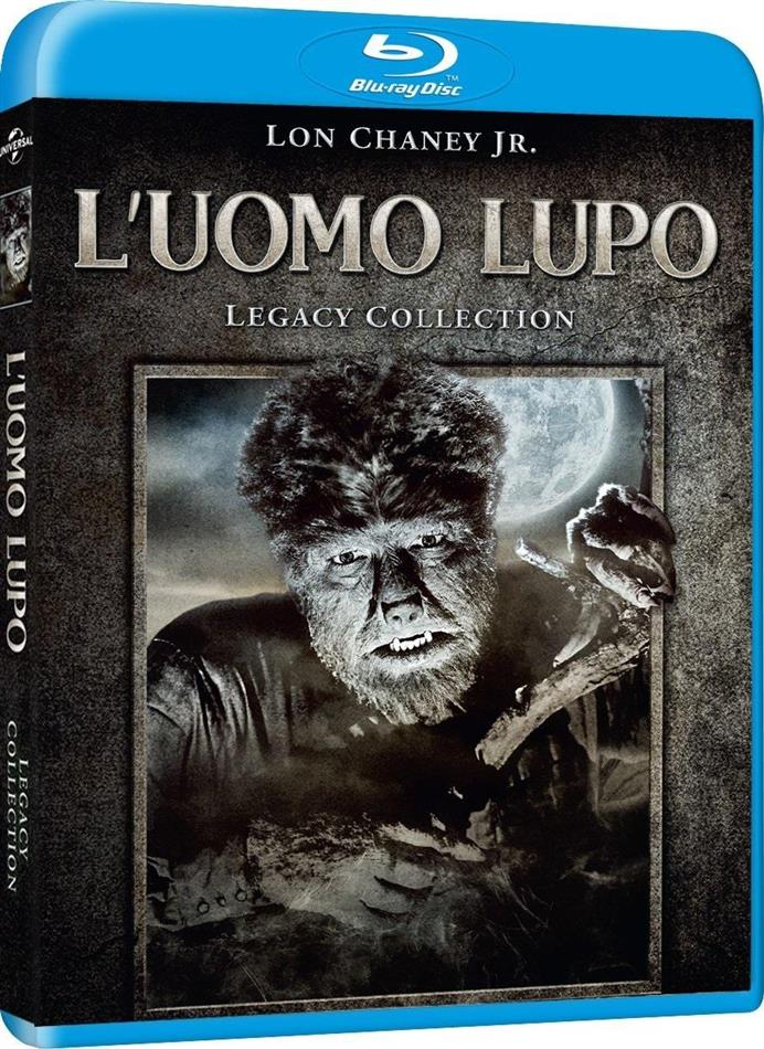 L'uomo lupo (1941) (Legacy Collection, s/w)