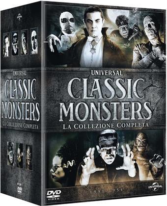 Universal Classic Monsters - La Collezione Completa 1931-1954 (7 DVD)