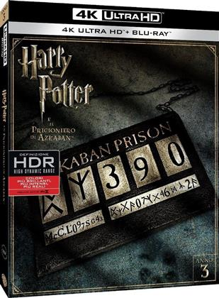 Harry Potter e il prigioniero di Azkaban (2004) (4K Ultra HD + Blu-ray)