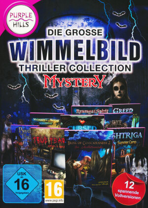 Große Mystery Wimmelbild Thriller Collection